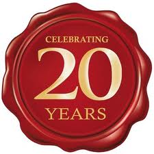 Celebrating 20 years of excellent service!