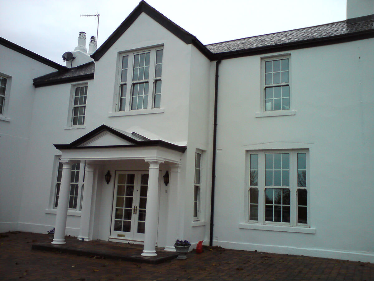 upvc vertical sliding sash windows lincoln nottingham