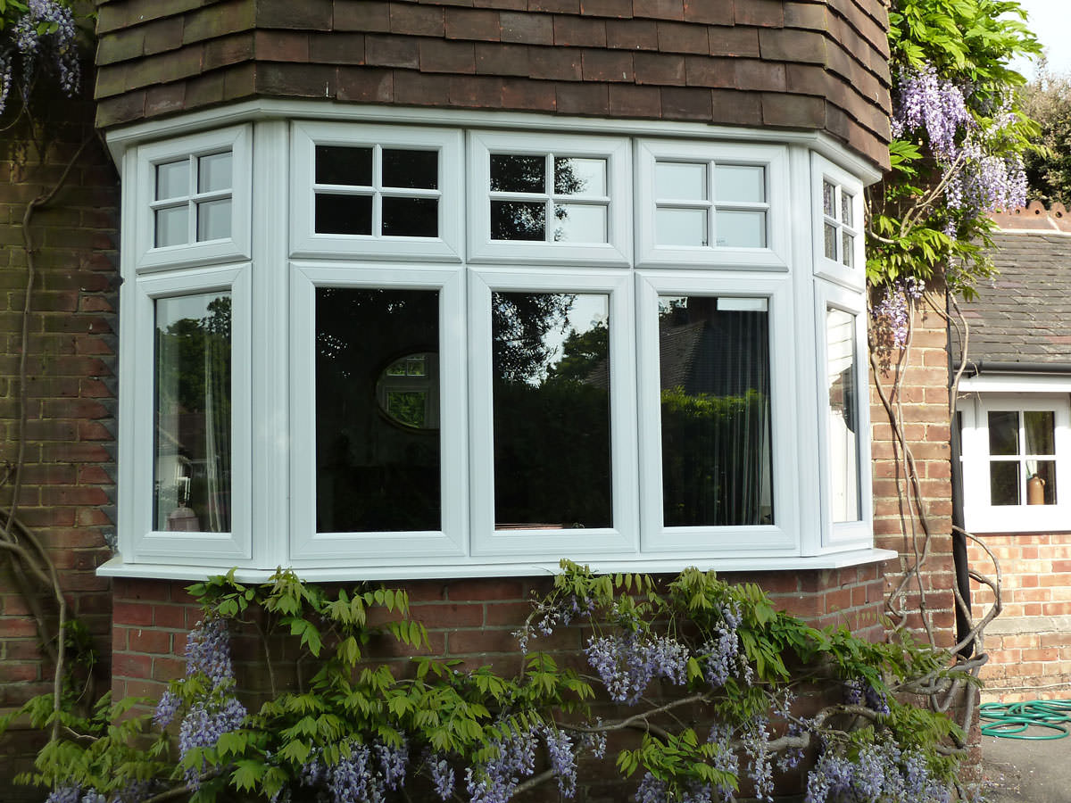 casement windows Maplethorpe