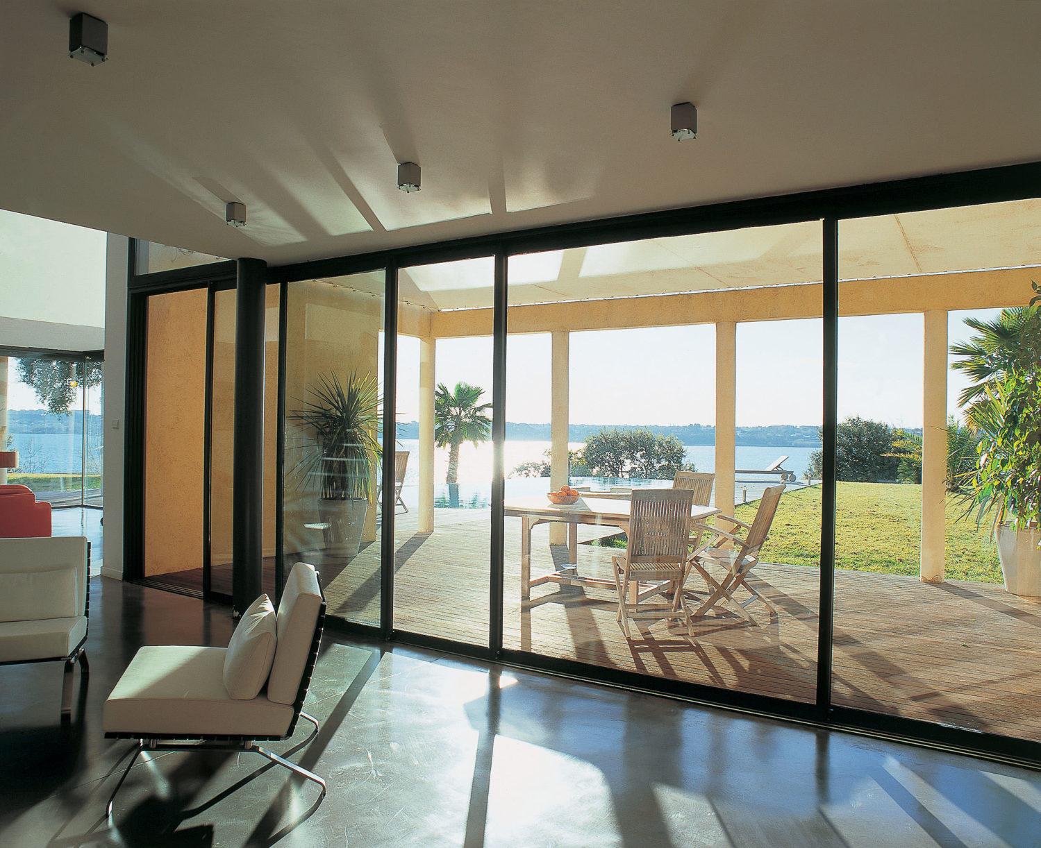 Aluminium sliding doors lincoln