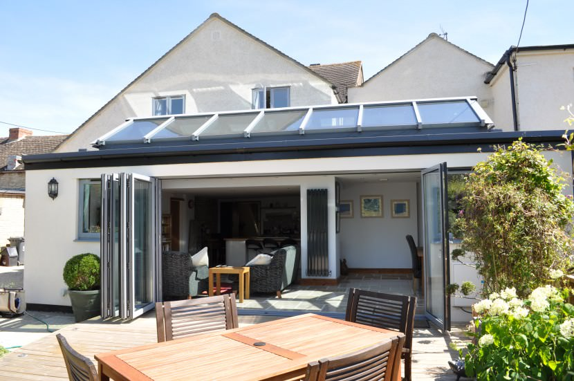 Aluminium Bi-Folds Lincoln