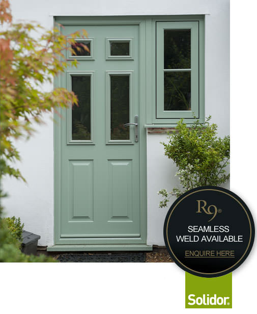 residence 9 doors Lincoln