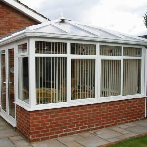 Edwardian Conservatories in Lincoln
