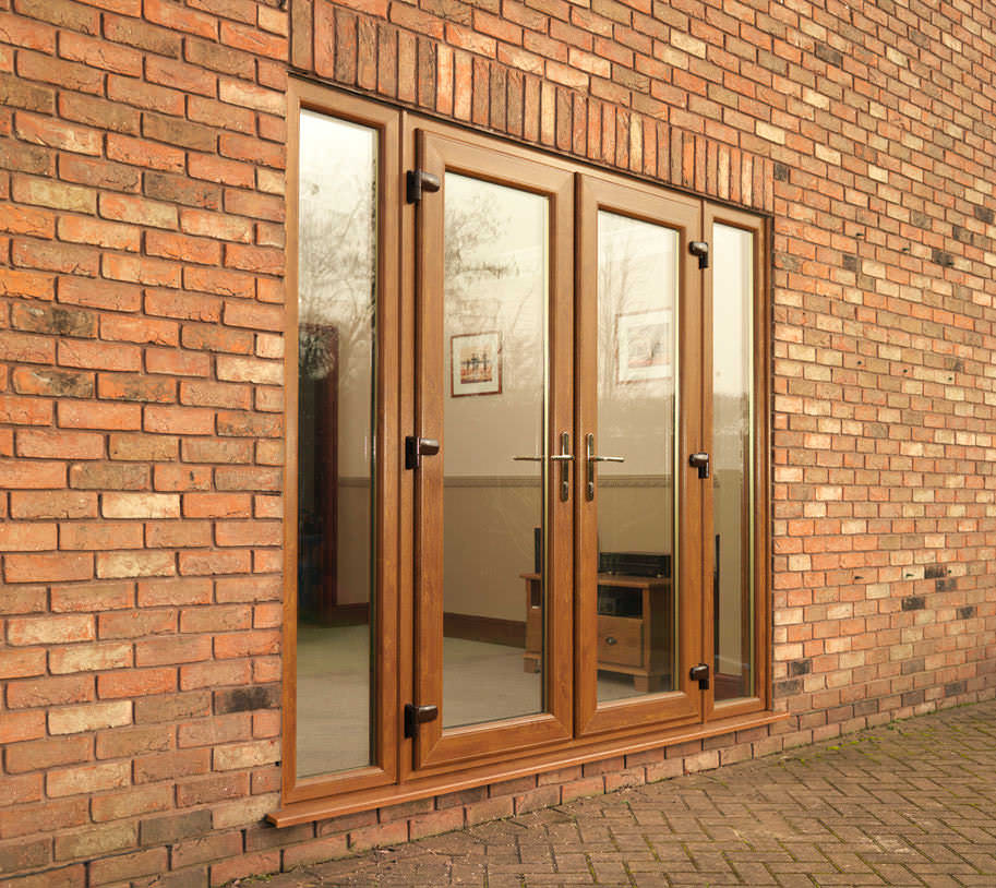 French Doors in Lincoln
