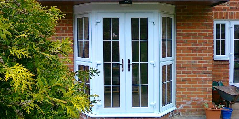 uPVC French Doors in Lincolnshire