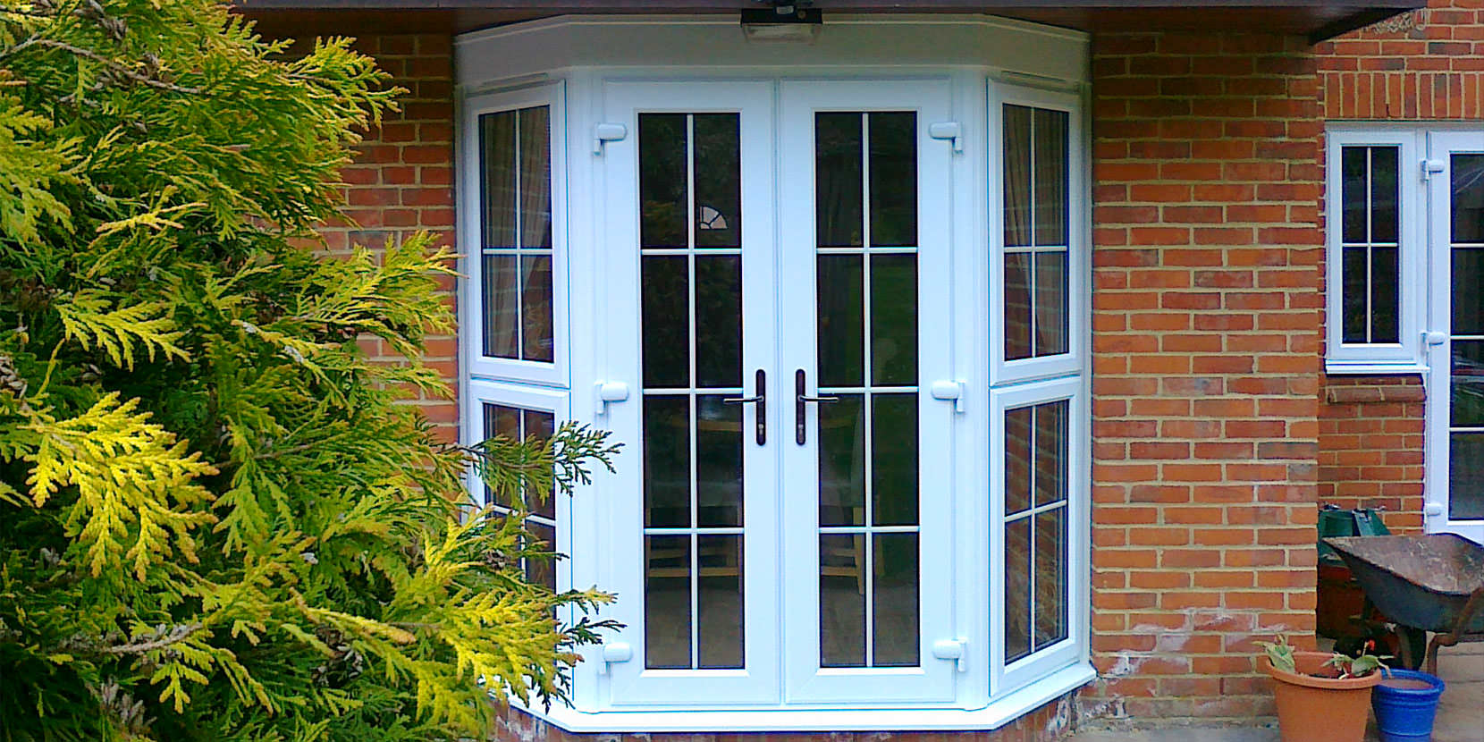 uPVC French Doors Lincoln