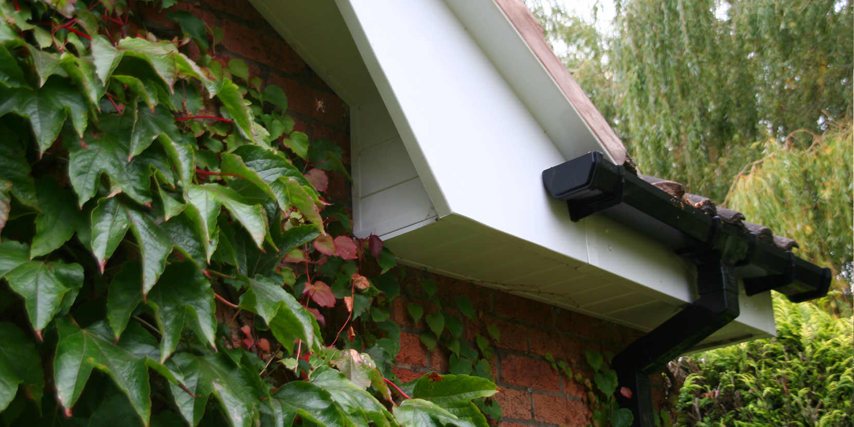 fascias soffits and guttering lincoln