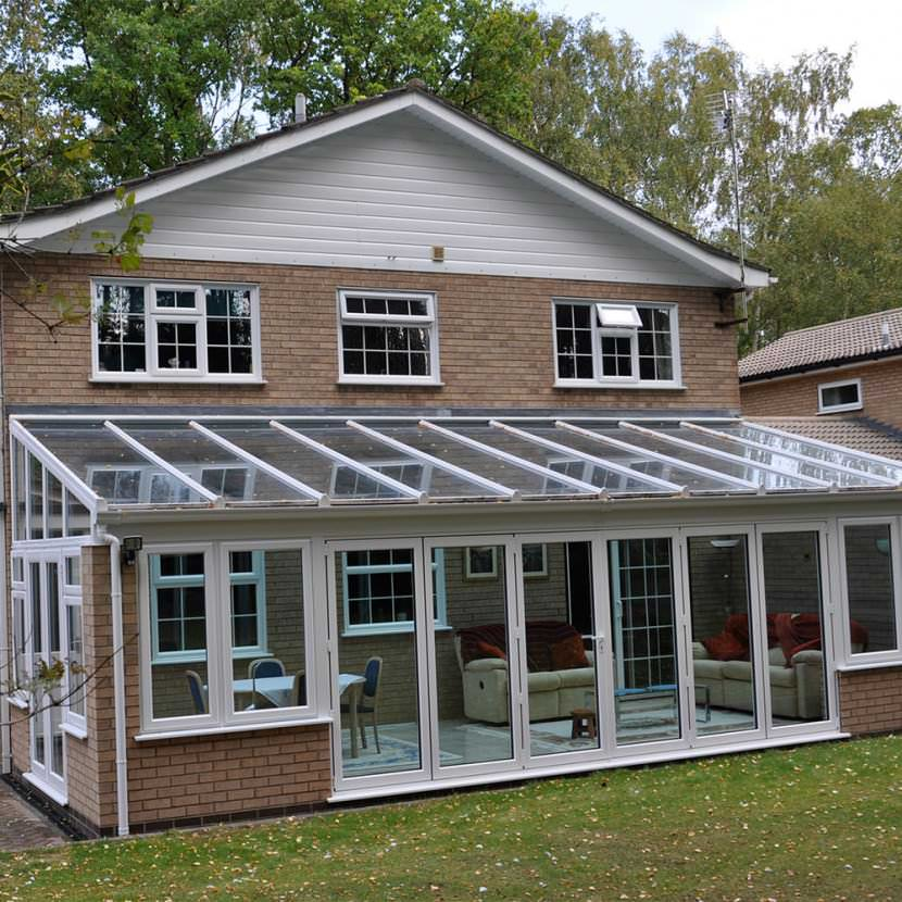 Upvc conservatories lincoln nottingham for House plans with conservatory