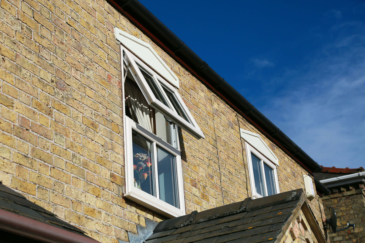 uPVC windows Maplethorpe