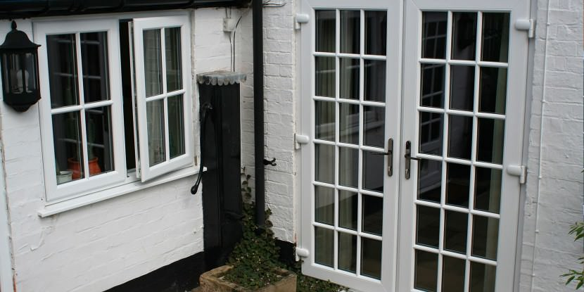 French doors lincoln nottingham upvc doors for French doors with windows either side
