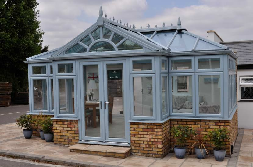 Painted Upvc Windows Ral Colour Options
