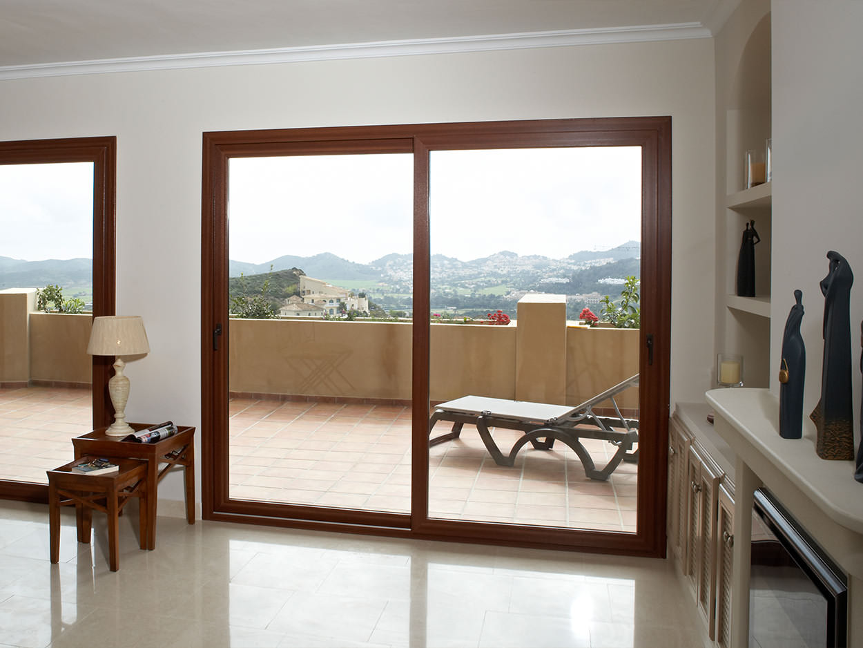 Patio doors lincoln nottingham upvc doors for Patio doors with side windows