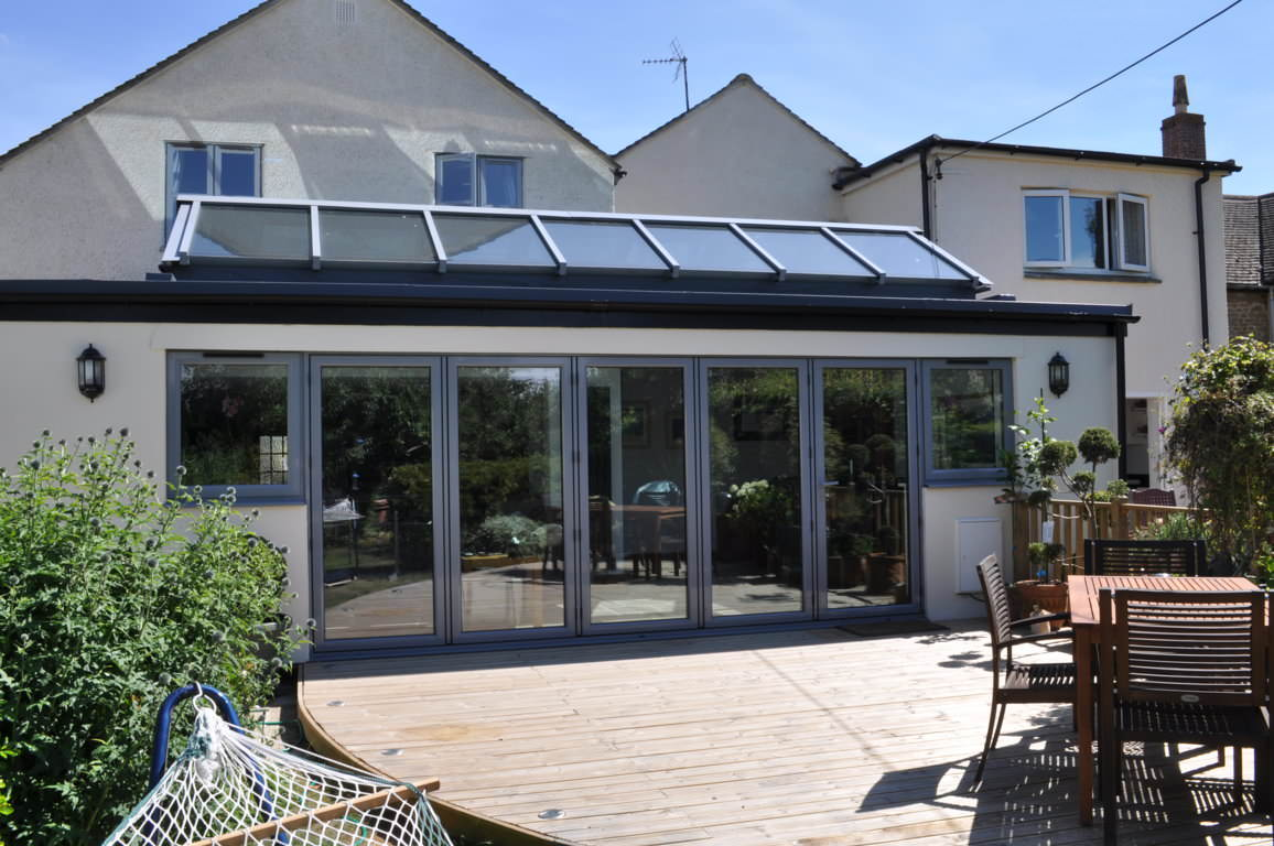Metal Framed Conservatory Lincoln