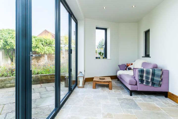 aluminium bi-fold doors nottingham