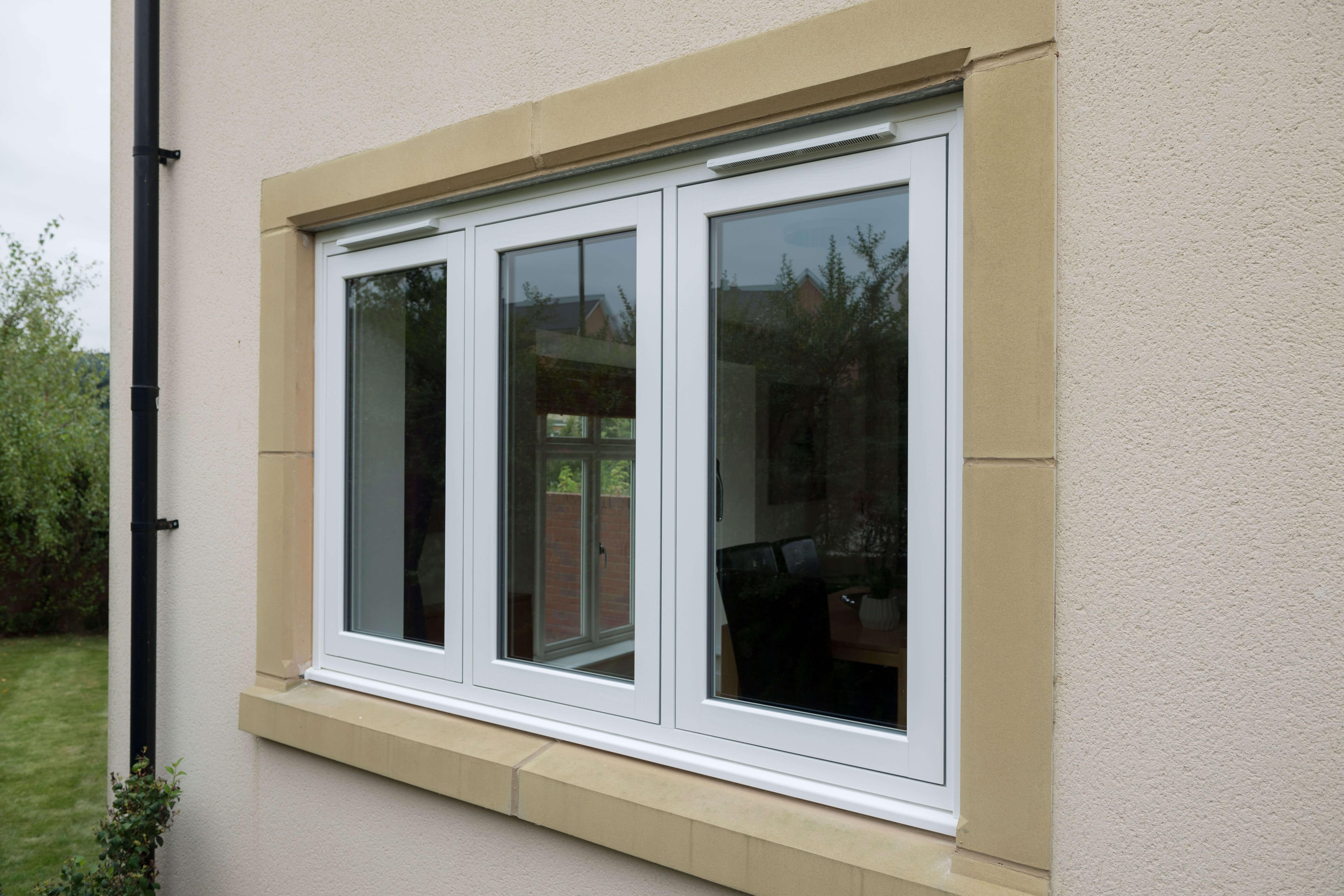 Flush Sash Window Installation Lincolnshire