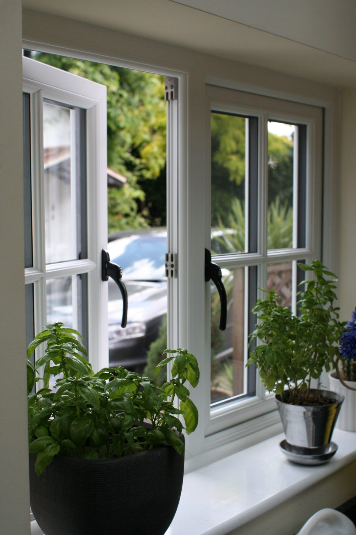 Double Glazing Security Options