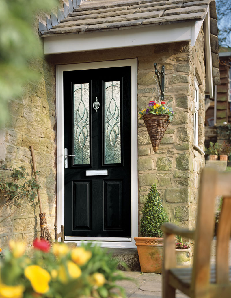 uPVC composite doors, Gainsborough