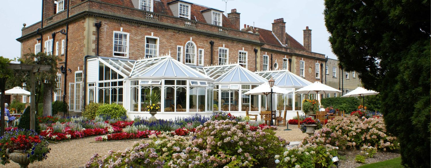 Conservatory prices Lincoln