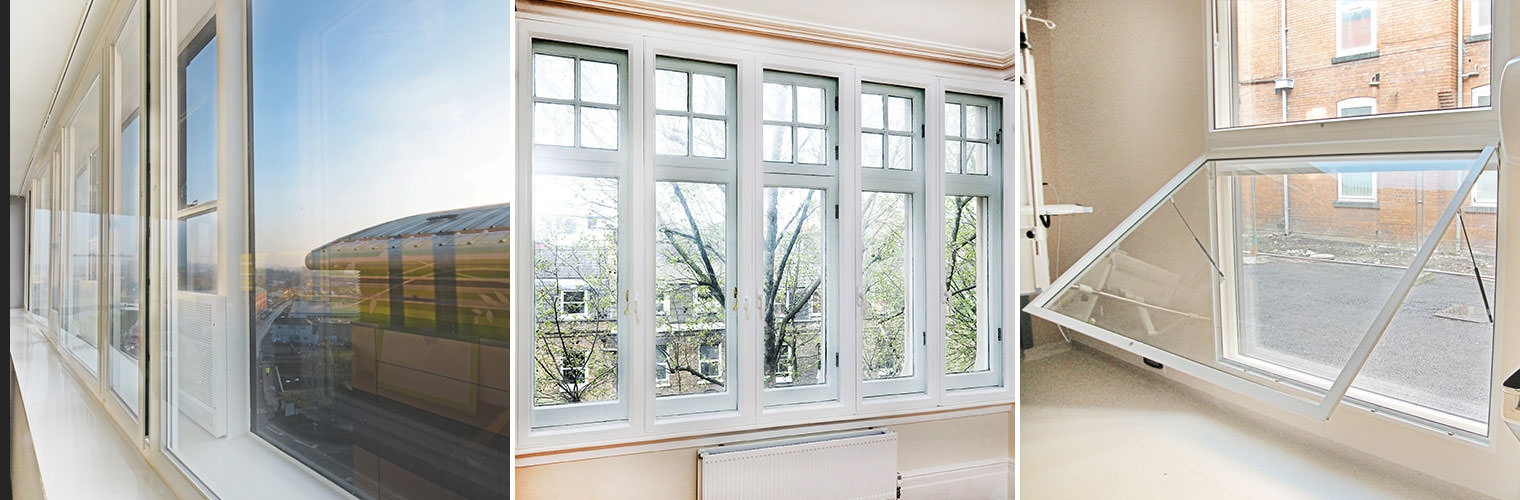 secondary glazing prices gainsborough