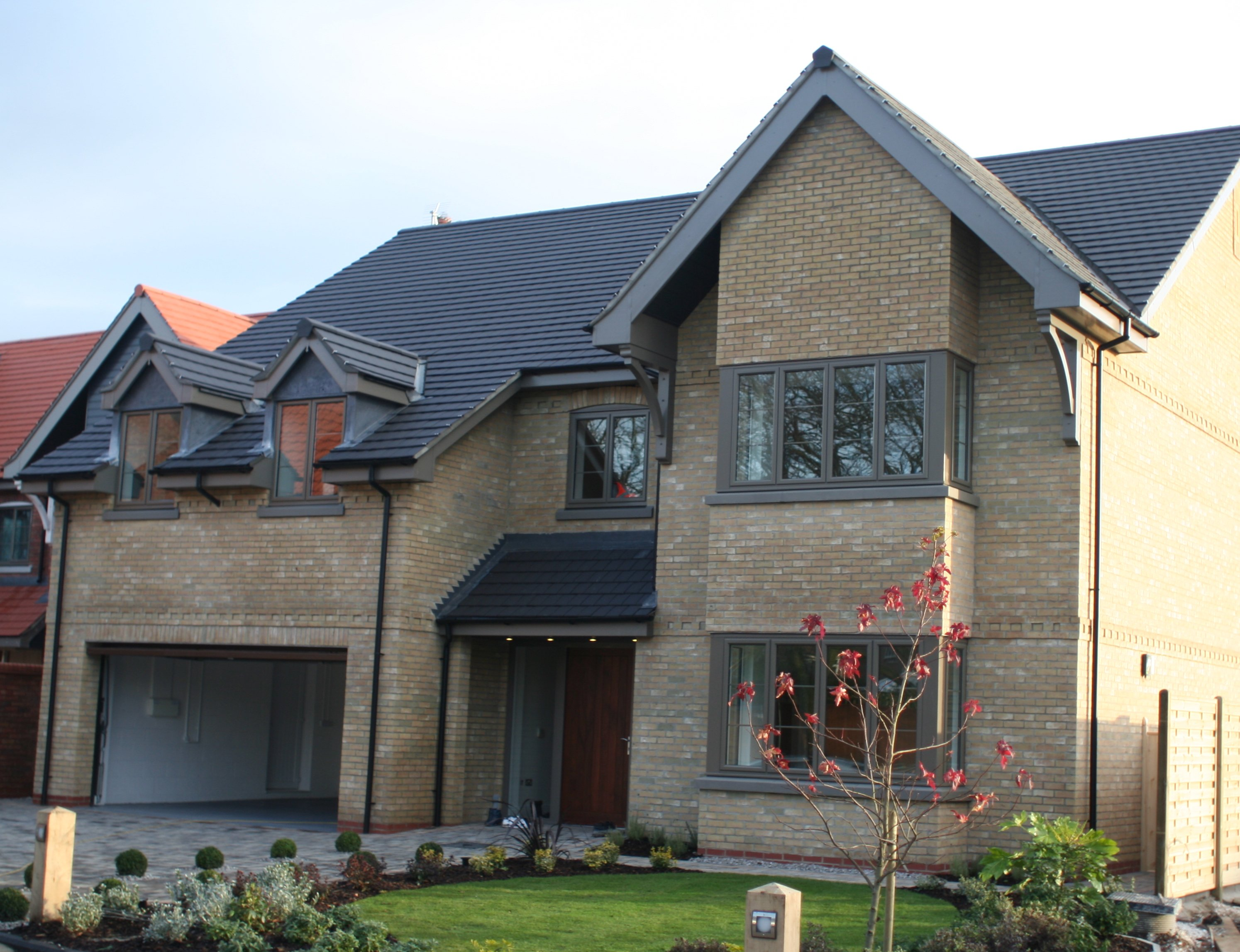 Aluminium Flush Casement Windows Lincolnshire
