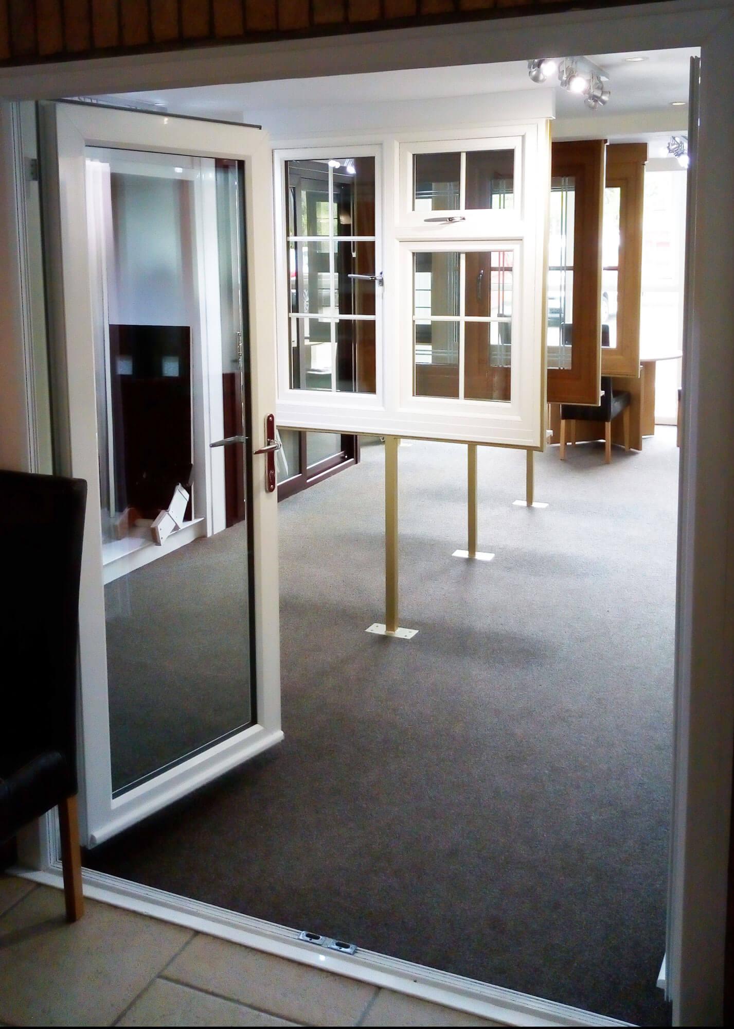 Double Glazing Showroom Lincolnshire