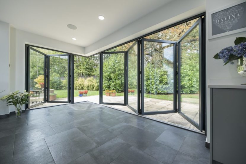 Bifold Doors- What are the options & benefits?