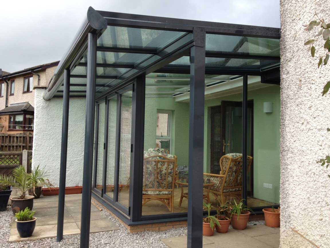 Verandas installed in Newark