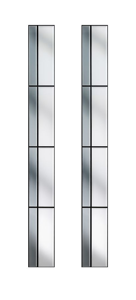 Composite Door Glass- Aurora