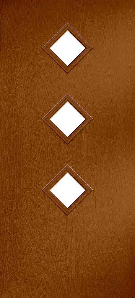 Composite Doors- Belfry 3 Flush
