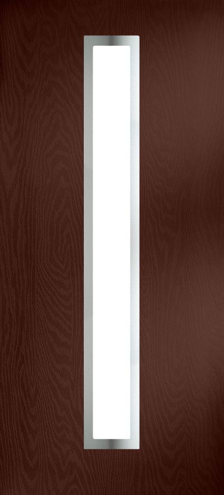 Composite Doors- Inox Monaco
