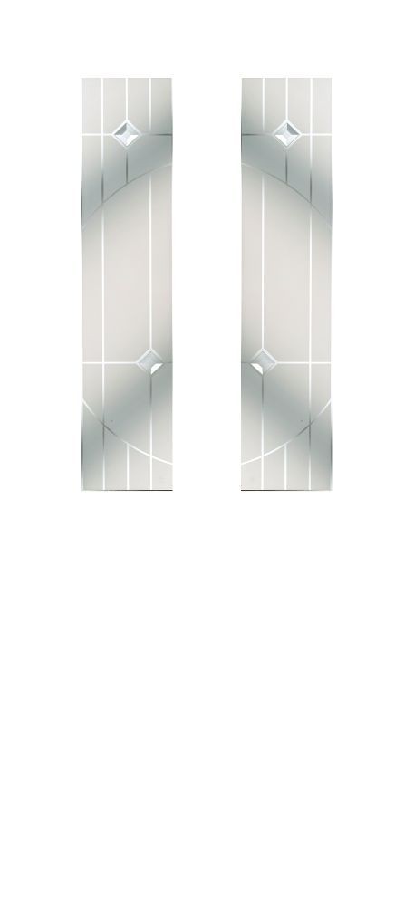 Composite Door Glass- Roma