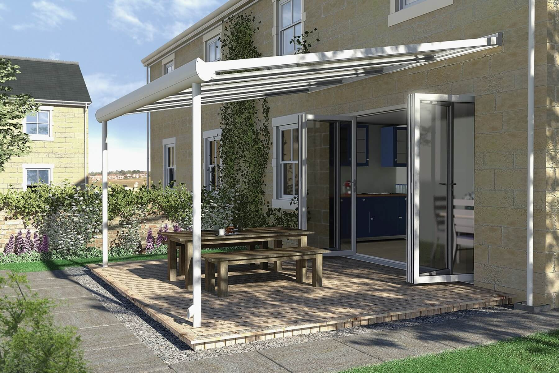 Verandas for Homeowners in Lincoln