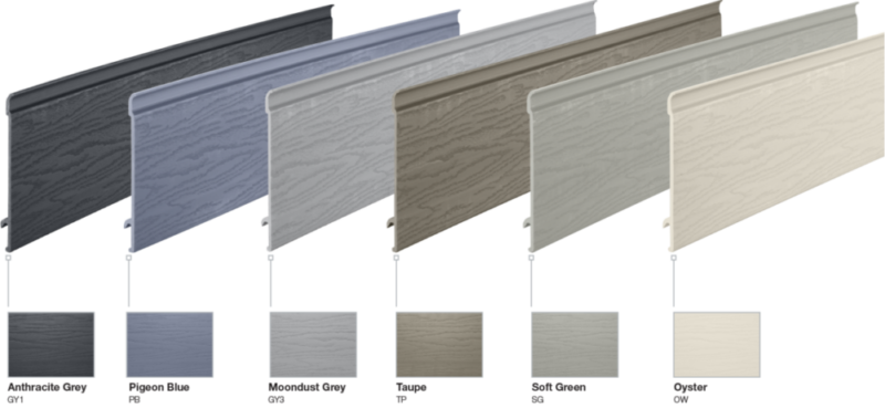 Composite Cladding Panels Lincoln