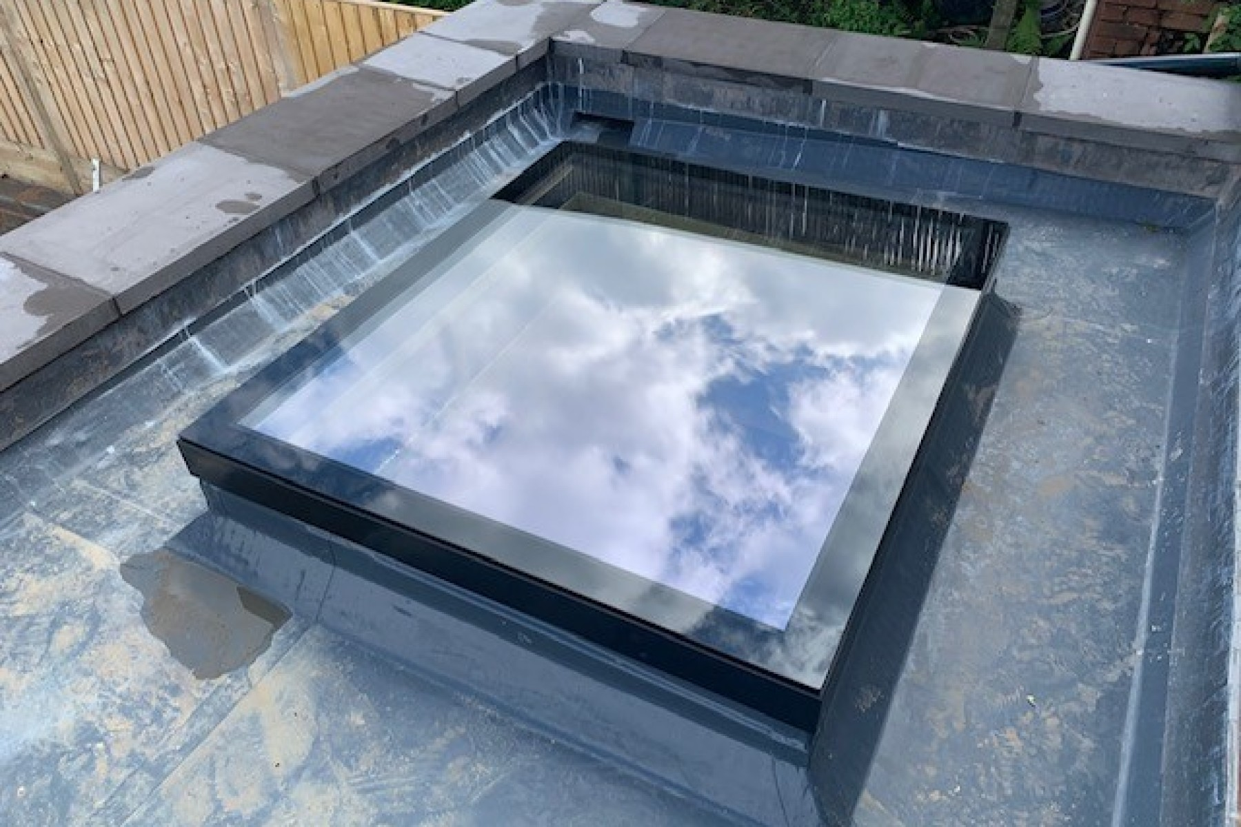 Fixed Flat Rooflights Lincoln