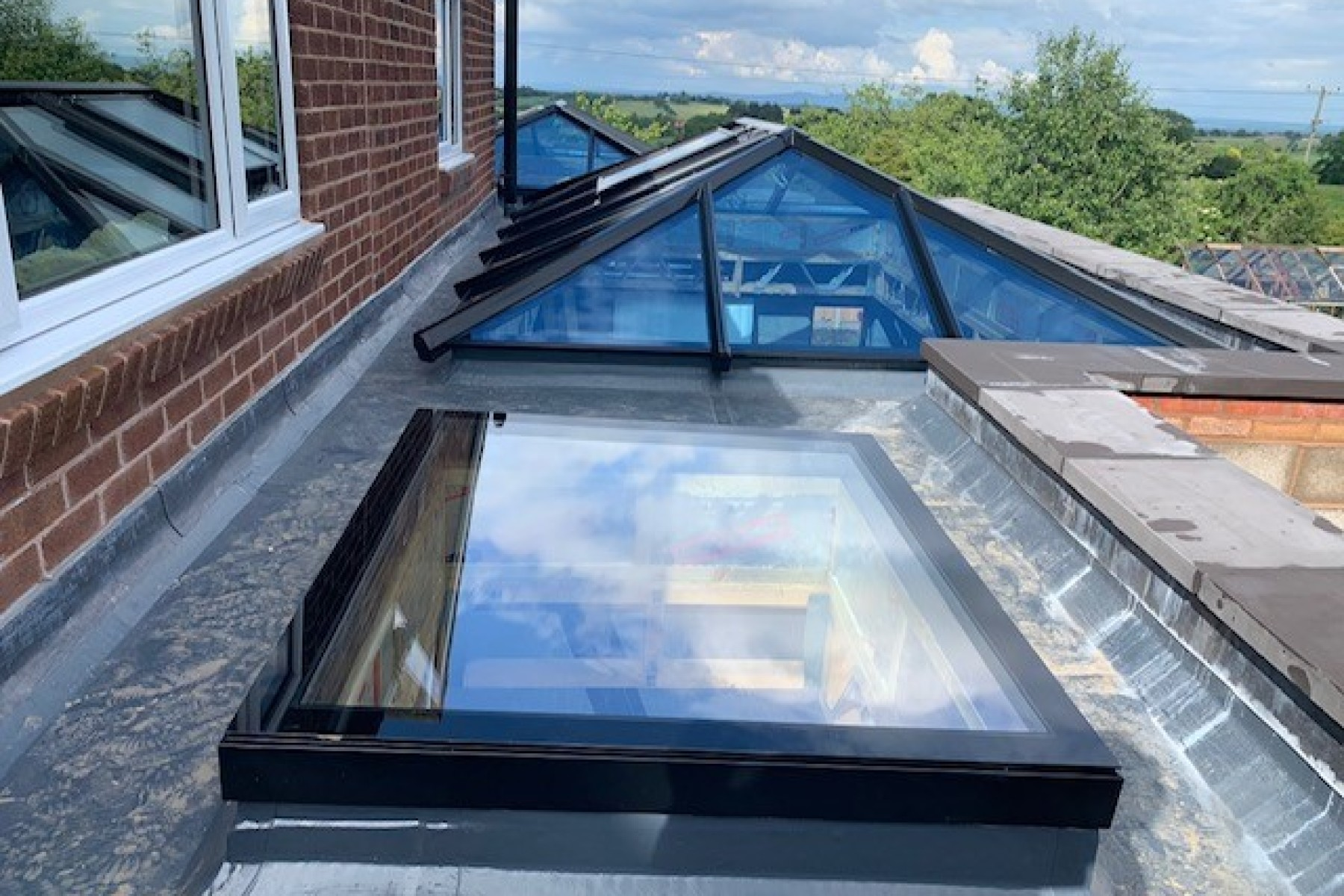 Rooflights for flat roofs Lincoln