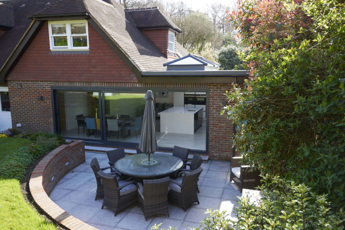 Orangery Extension Lincoln