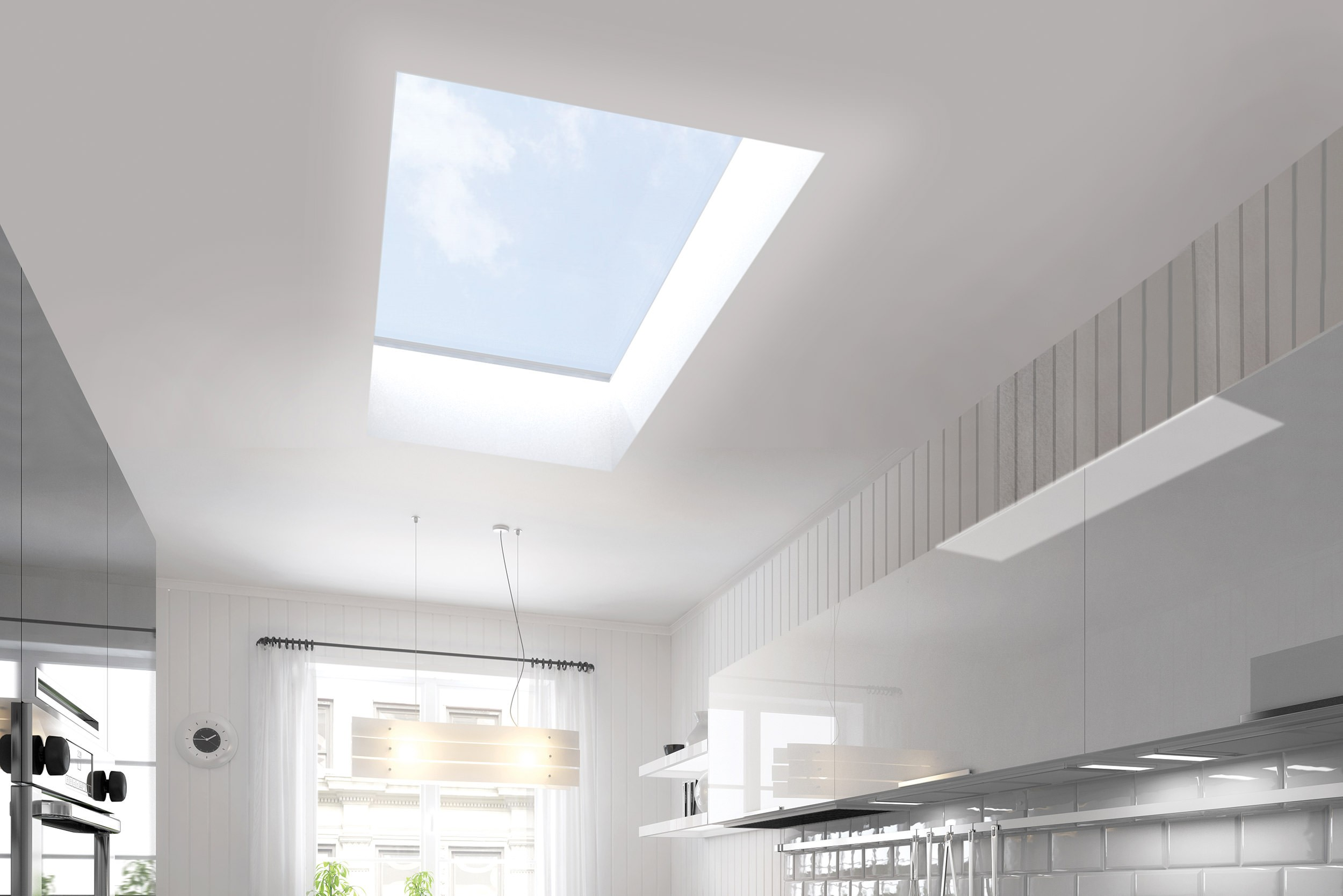Aluminium Flat Rooflights Lincoln