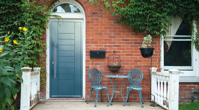 Aluminium front doors lincoln